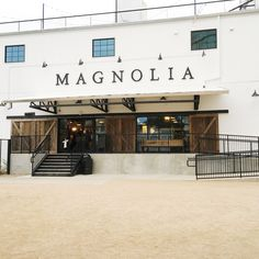An inside look at the Magnolia Market Silos and the gorgeous Magnolia House as seen on Fixed Upper| Chip and Joanna Gains