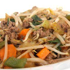 Aprende a preparar chop suey de carne de res con esta rica y fácil receta. El chop suey es un plato típico de la gastronomía china y se elabora a base de carne con...
