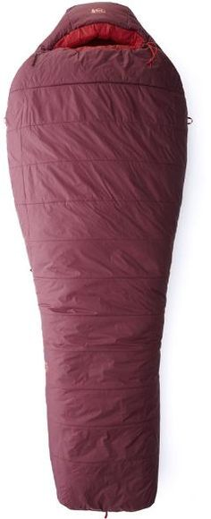 The REI Co-op Carina 32 Sleeping Bag for women who like a regular fit features an exclusive synthetic insulation that's warm and compressible like down, yet able to keep insulating if it gets damp. Available at REI, Satisfaction Guaranteed. Hiking Wisconsin, Hiking Sleeping Bags, Race Around The World, Take That, Warm, Red, Camping Gear, Insulation, Christmas