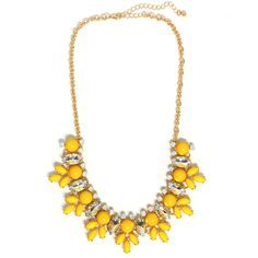 Lemon Jolie Necklace @Molinda Wells