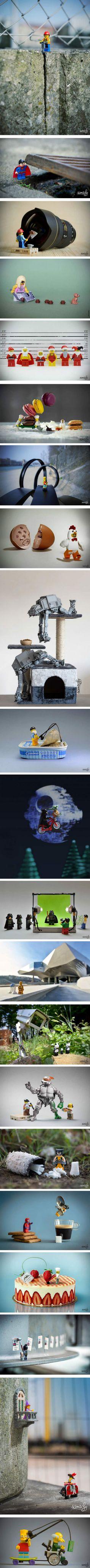 LEGO's Epic Adventures (Part 1) (By Samsofy)