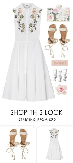 """Sweet girl"" by fanfanfanfannnn ❤ liked on Polyvore featuring Hollister Co., ADAM and Ashlyn'd"