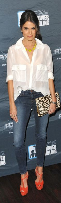 100 Inspirations | celebrity style for less : Nikki Reed Look For Less < $150