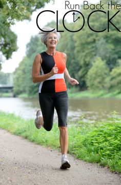 "Margaret Webb, author of Older, Faster, Stronger, discusses how running turns older adults into ""super seniors."""