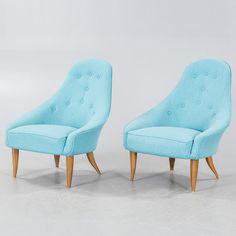 Köp gärna mina fina fåtöljer som säljs på Bukowskis market just nu. Tyvärr fel namn i auktionen. Det är Liten Eva och inte Stora Adam som säljs#bukowskismarket #bukowskis #retro #design #midcenturymodern #kerstinhörlinholmquist #liteneva #nk #auktion #vintage #furniture #easychair #fåtölj