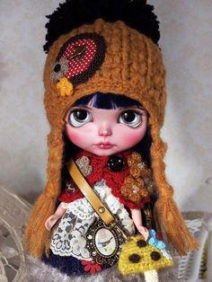 custom blythe doll coco by SweetPrincess by o0SweetPrince0o