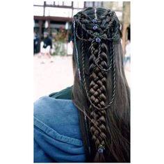 Elvish ❤ liked on Polyvore featuring hair