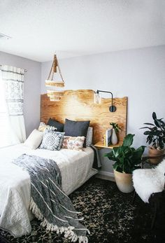 Amazing Bedroom Makeover Ideas To Try At Home