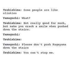 Daisuga, Kuroken, Iwaoi, Bokuaka, Kenma, Kagehina, Haikyuu Tsukishima, Hinata, Haikyuu Volleyball