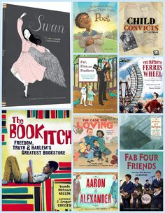 The books featured in this post, all of which were published in 2015, represent a variety of information writing. All of these are texts that can pull double- and even triple-duty in your classroom...