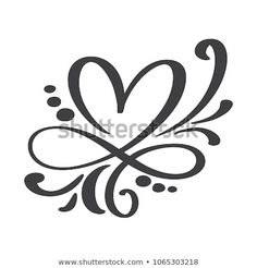 Find Heart Love Sign Forever Infinity Romantic stock images in HD and millions of other royalty-free stock photos, illustrations and vectors in the Shutterstock collection. Thousands of new, high-quality pictures added every day. Tattoos Infinity, Wrist Tattoos, Mini Tattoos, Body Art Tattoos, Small Tattoos, Infinity Symbol, Heart With Infinity Tattoo, Infinity Tattoo Designs, Watch Tattoos