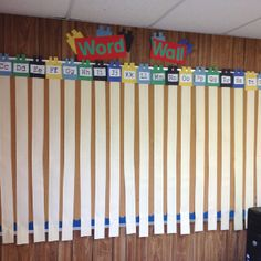 My own version of what I saw on here. Hanging sentence strips, will use paper clip to attach. Oh yeah, this year going with a Lego theme. More to follow... Classroom Design, Future Classroom, Classroom Themes, School Themes, School Ideas, Sentence Strips, Class Room, Fifth Grade, Growth Mindset