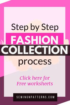 How fashion designers design fashion collection and how you can too? Learn the step by step process of fashion design right from fashion design inspiration to fashion show and fashion runway.