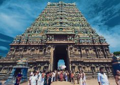 Thenkasi (தனகச) Kasi Viswanathar temple- Tirunelveli disrict - Tamil Nadu #artisanship#architecturalofby gone golden period #beautifultamilnadu#culturaltrails of #incredibleindia #indiapictures#indiaclicks#indiapictures@holidayiqIf Benares isKasiof North  it is Tenkasi  Kasi of South where Lord Siva resides to bless His devotees on the banks of river Chitraru. Worshipping Lord here is considered to be equal to that of worshipping him in Benares.  This temple has a magnificent tower that…