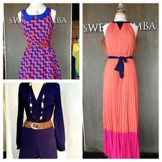 More Summer arrivals at Sweet Samba
