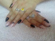 Mine :-) Black & pink