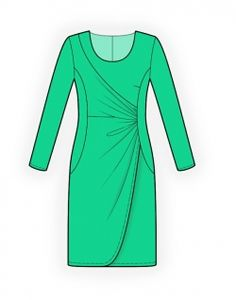 4094 kjole