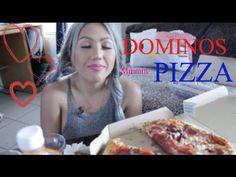 DOMINOS PIZZA ( MUKBANG)