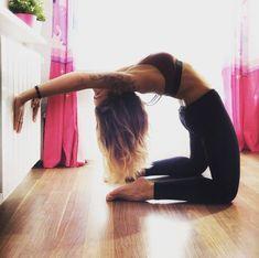 Camel pose | yoga poses | yoga inspiration #YoYoYoga-PosesandRoutines