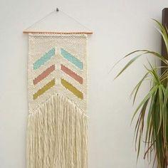Getting weaving inspo off Pinterest.. love this  . . . #weaving #weave…