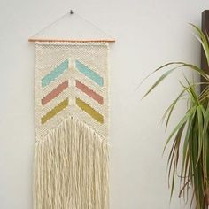 Getting weaving inspo off Pinterest.. love this  . . . #weaving #weave…