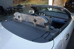 Mercedes SLK 320 Windscreen, Windblocker, Wind Deflector by Windblox. www.windblox.com