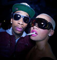 Wiz & Amber