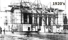 Construction of Sheffield City Hall Sheffield City, Sheffield England, Sources Of Iron, Happy City, South Yorkshire, Derbyshire, Interesting History, Old Pictures, Black History