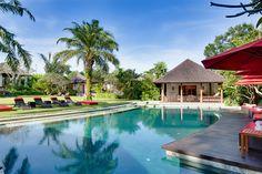 Villa The Beji | 6 bedrooms | Canggu #bali #villa #garden #outdoor #party