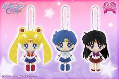 """sailor moon crystal"" ""sailor moon"" ""sailor moon toys"" ""sailor moon plush"" ""sailor moon merchandise"" mercury mars banpresto ""crane game"" prize plush anime japan 2016"