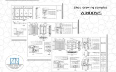 Sayed handol linkedin furniture shop drawing for Interior designer 02061