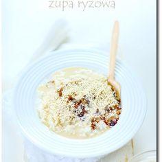 Budyń z ryżu Cereal, Sugar, Breakfast, Food, Morning Coffee, Essen, Meals, Yemek, Breakfast Cereal