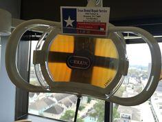 New Beaverstate post light install.