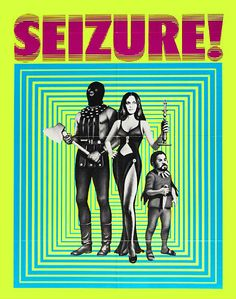 Dangerous Minds | 'Seizure': Oliver Stone's disowned directing debut