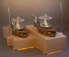 Tom Gormally (Seattle) has been exhibiting his sculpture for forty years, including at The Nelson-Atkins Museum (Kansas City, MO), Katonah Museum (Katonah, NY), Des Moines Art Center (Des Moines, IA) Ulrich Museum (Wichita, KS), Heidi Cho Gallery (NY, NY), Marcia McCoy Gallery (Santa Fe, NM) and Morgan Gallery (Kansas City, MO). Gormally has created site-specific installations for sculpture invitationals in the United States and Belfast, Ireland.