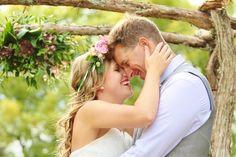 natural, beautiful wedding photography