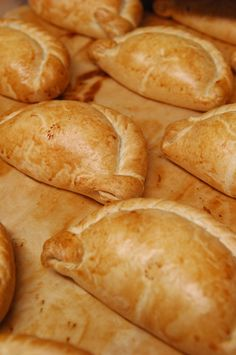 The Cornish Pasty: Oh how I miss this happiness in my belly...