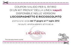 Kit prova omaggio Diego Dalla Palma from DimmiCosaCerchi.it - Campioni gratuiti, Concorsi a premi, Metodi per guadagnare, Buoni sconto