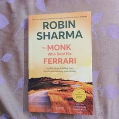 """""""A great book.Tells how to master ur mind by simplest methods within minutes.Changed my life. Robin Sharma, The Monks, Inspirational Books, Self Development, Moving Forward, Trauma, Destiny, Dreaming Of You, Healing"""