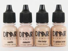 cool Airbrush makeup color kits