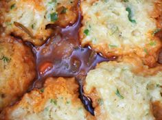Irish Stew with Herb Dumplings: Photo - 2 | Just A Pinch Recipes