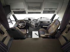 Interior Volvo FH | big rig trucker | Pinterest | Volvo, Biggest ...