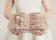 Ila clutches--so very lovely.