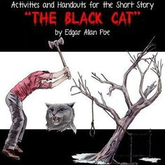 """Enclosed are assorted activities and handouts to accompany the short story """"The Black Cat"""" by Edgar Allan Poe.  Items Included:  ✥ Poe Biography  ✥ Story Analysis  ✥ Vocabulary List with Definitions  ✥ Study Guide Questions with Answers  ✥ Quiz for the story with Answers  ✥ Two PowerPoint Lessons  ✥ Task Cards"""