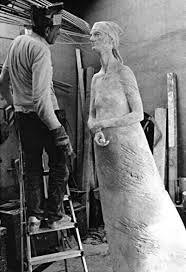 Bilderesultat for nils aas haakon 7 Norway, Studios, Sculptures, Artists, Statue, Artist, Sculpture