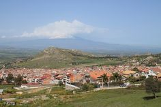 Ramacca, Sicily with Etna view. Can't believe I will be back soon!