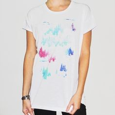 Camiseta DRIPPING