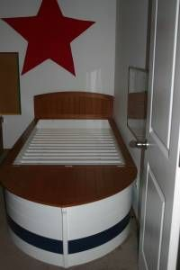 boat bed!