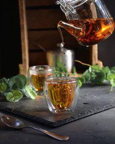 524 отметок «Нравится», 14 комментариев — Food Photograph G.Dolgova (@galinka_dol_) в Instagram: «Доброе утро! Почему то чаще всего по этой жаре хочется не ароматного кофе, а чёрного чая с вишней…»