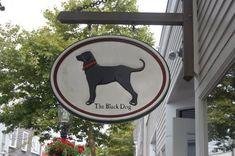 The Black Dog at Martha's Vineyard